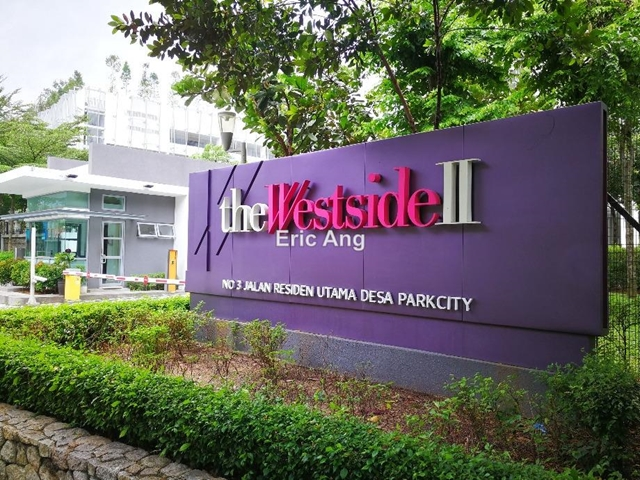 The Westside Two, Desa ParkCity