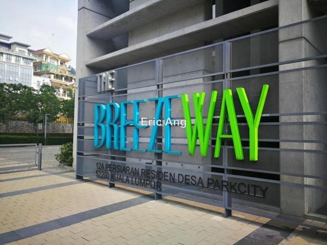 The Breezeway, Desa ParkCity