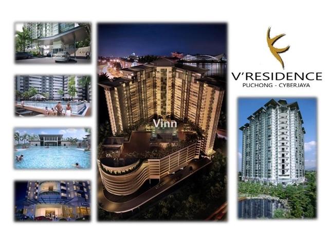 V'Residence, Cyberjaya