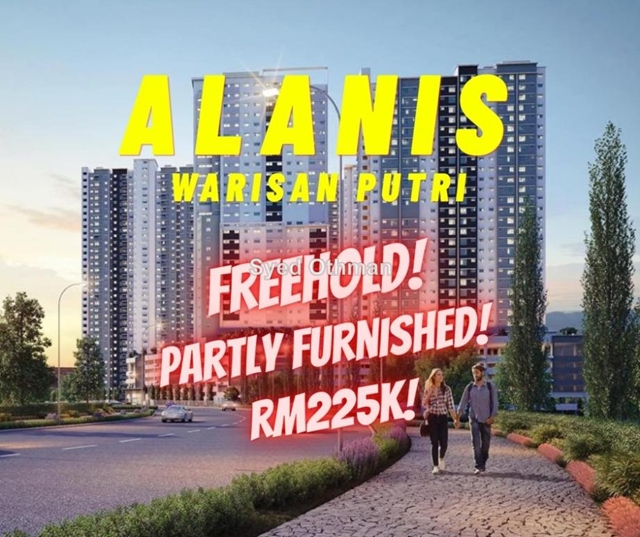 Alanis Residence, Kota Warisan, Dengkil