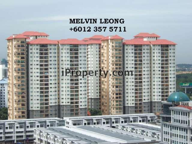 Pj Kelana Jaya Kelana Mahkota Condo Furnish Condominium 2 1 Bedrooms For Rent In Petaling Jaya