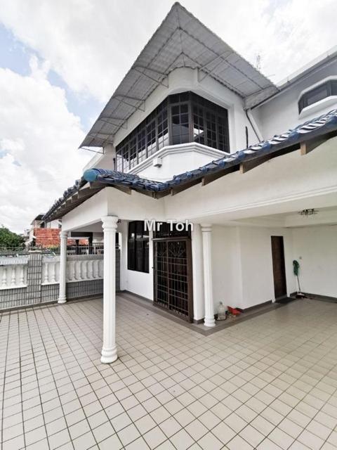 Johor Jaya, Taman Molek, Johor Bahru