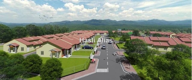 Kampung Tengah, Kuala Kerai