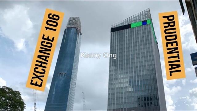 TRX, Prudential Tower, TRX The Exchange 106, Tun Razak Exchange 106, KL City, KL Central, KLCC, KLCC