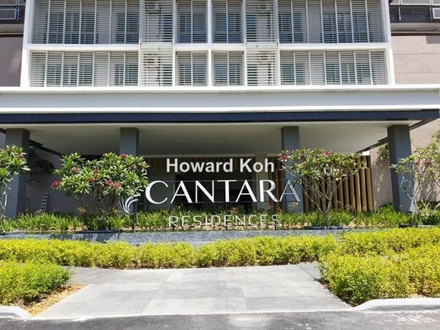Cantara Residences, Ara Damansara