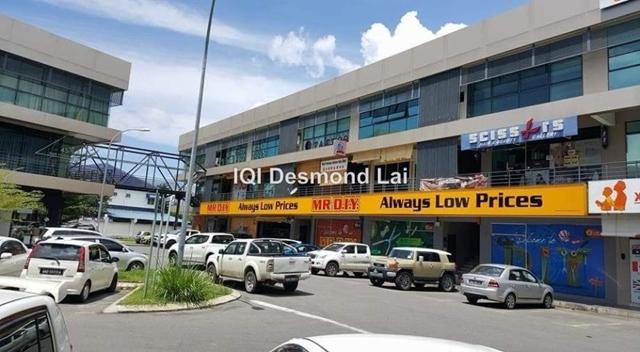 LIDO PLAZA | 3 STOREY SHOP | PRIME AREA, Penampang
