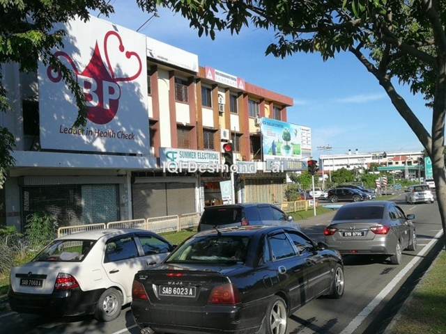 Fortuna Commercial Centre | Facing Main Road | Prime Area | Road Side, Kota Kinabalu