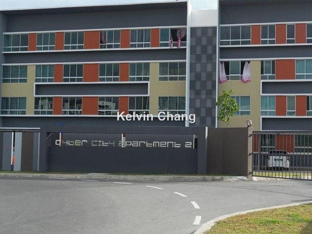 Cyber City Apartment 2, Penampang