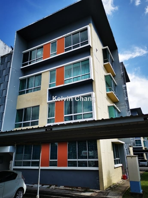 Cyber City Apartment 2, Penampang
