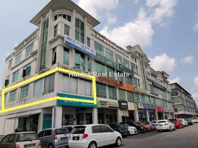 Fully furnished office space–Jalan Tun Jugah, Kuching