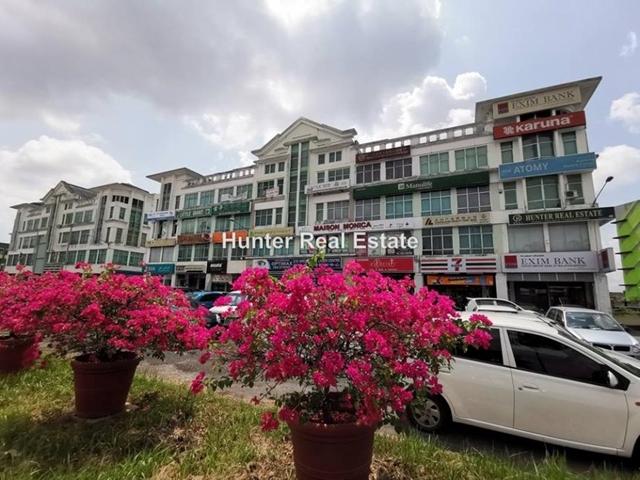 Second Floor Office Space Jalan Tun Jugah For Rent, Kuching