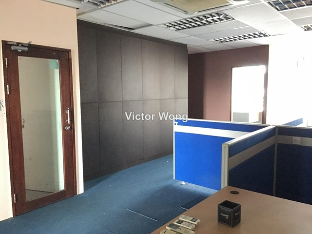 First Floor Furnished Office, Kuching