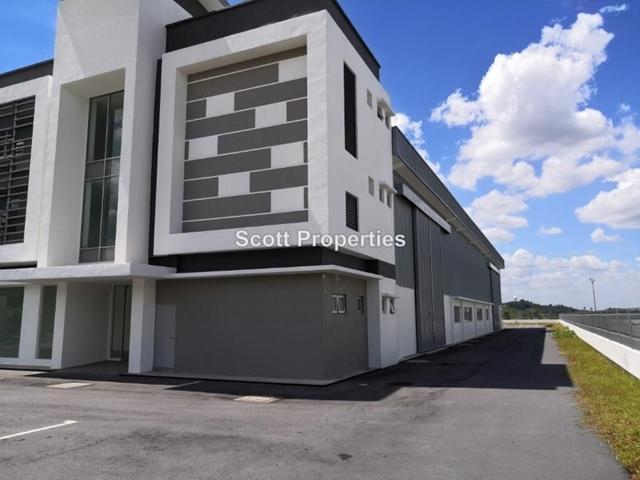 Pusat Perindustrian Cipta Selatan KLIA Bandar Serenia Sepang Dengkil, Sepang