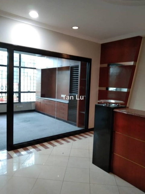 [Office] Fully furnished With Aircond, Sentul Boulevard, Sentul, Sentul