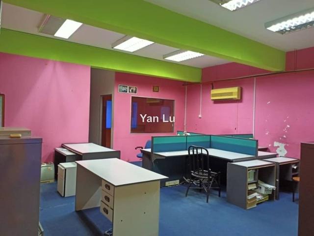 [Office] Fully Furnished With Aircond, Platinum Walk, Danau Kota, Setapak, Setapak