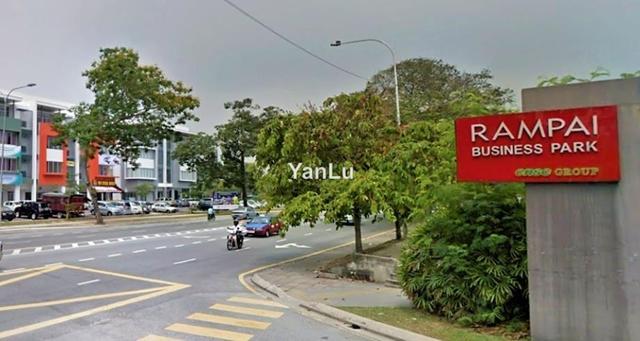 RAMPAI BUSINESS PARK CORNER, Setapak