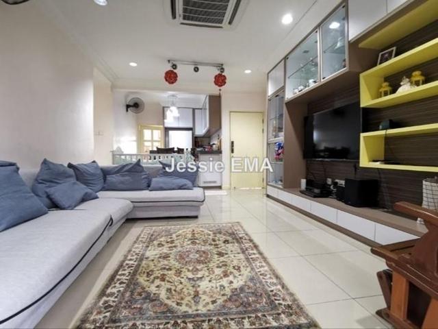 Bukit Vor Garden Court, Taman Bukit Vor, Penampang