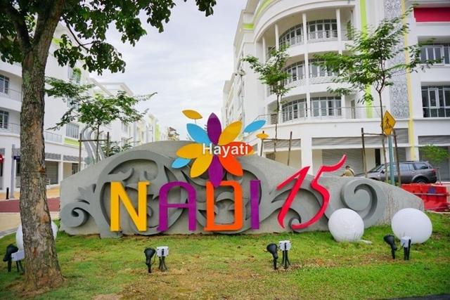 Nadi 15 Presint Diplomatik, Cyberjaya Bangi Kajang Seri Kembangan KL, Putrajaya