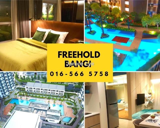 Cerrado Residence @ Southville City, Southville City, Bangi