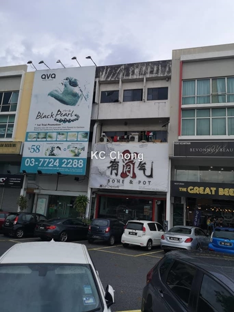 Uptown Damansara Shoplot For Rent, Damansara