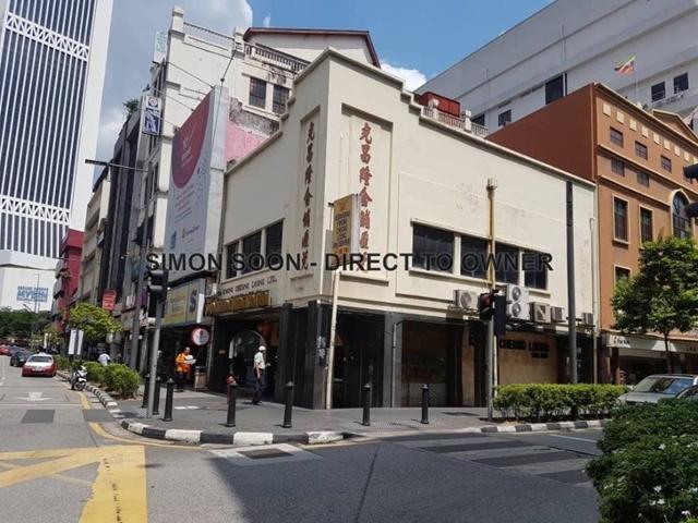 Jalan Silang Corner, Chinatown, Jalan TUN.H.S.LEE, Jalan Sultan, KL City, City Centre,, City Centre