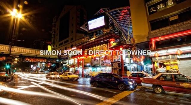 Petaling Street, Jalan Tun Tan Cheng Lock, Chinatown, Jalan Sultan, H.S.LEE, KL, City Centre, City Centre