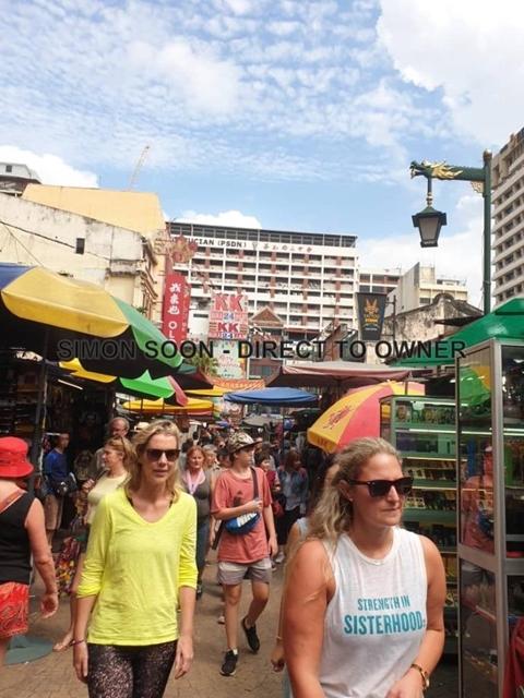 Jalan Tun Tan Cheng Lock, Petaling Street, Chinatown, Jalan Sultan, H.S.LEE, KL, City Centre, City Centre