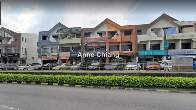 Bandar Baru Uda, Tampoi