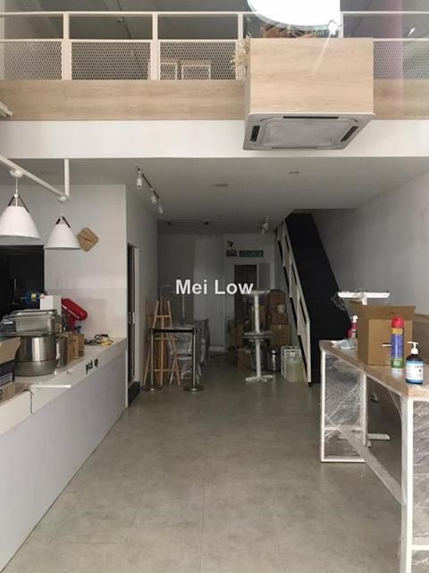 Sunway Nexis Retail Shop, Kota Damansara