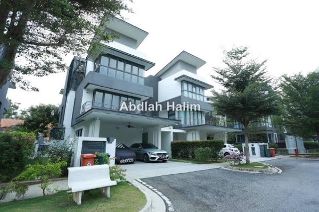 Semi D House  Sera Twin Villa Presint 8, Putrajaya