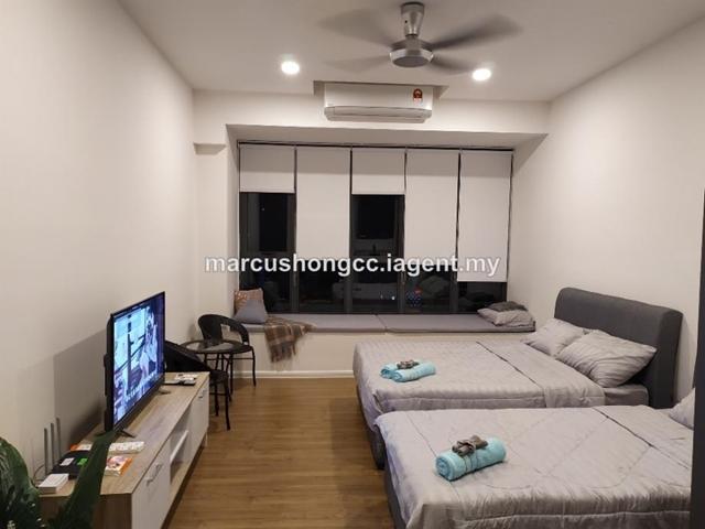Ceylonz Suites, Bukit Ceylon, KL City