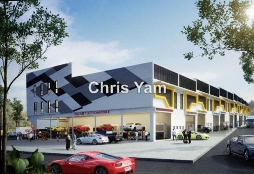 35x80sf New Factory @ Rawang Industrial Park, Sungai Buloh, Rawang, Selangor, Rawang
