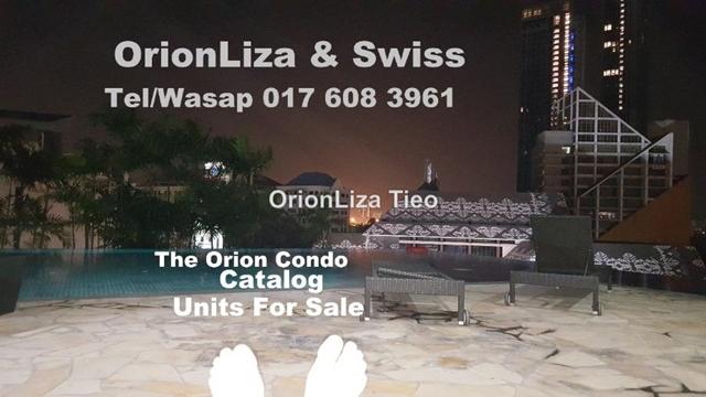 The Orion, City Centre