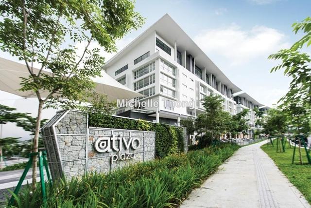 Ativo Plaza, Bandar Sri Damansara, Damansara