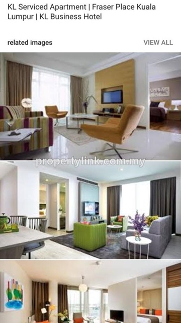 Cormar Suites (Fraser Place (Lot 163)), KLCC