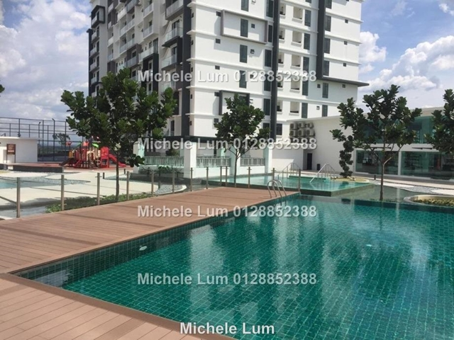Maple Residence, Bandar Bestari Klang, Klang