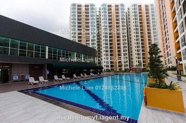 KSL Residence @ Daya, Taman Daya, Johor Bahru