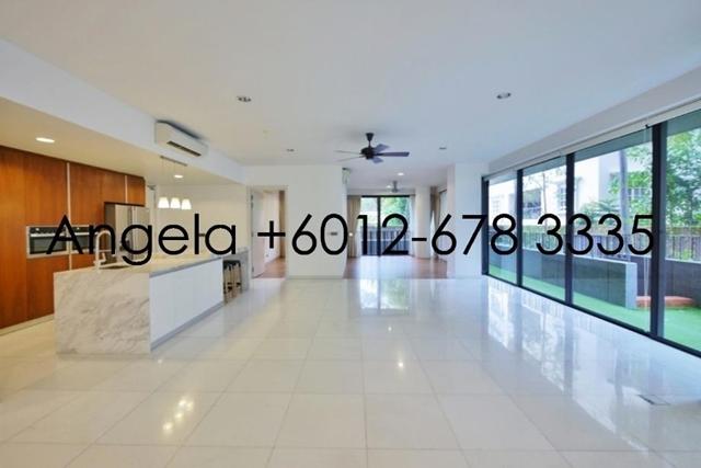Dedaun Condominium, Kuala Lumpur, Ampang Hilir