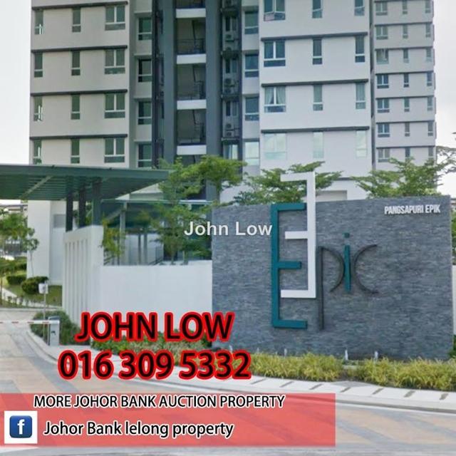 Epic Residence, Taman Suria Muafakat, Johor Bahru
