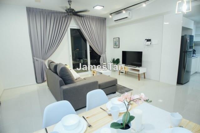 Lakes Condominiums / Pangsapuri Tasik, Kota Kemuning, Shah Alam