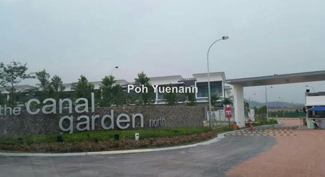 Horizon hills the canal garden, Johor Bahru