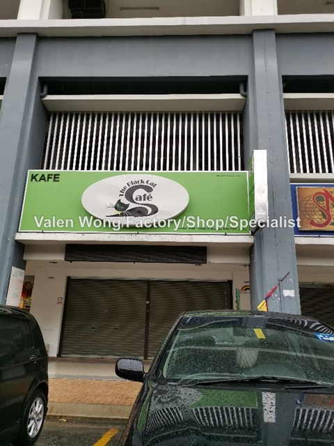 Jalan Suppiah Pillay Shop, Jalan Ipoh