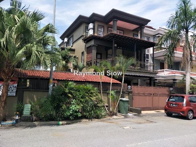 Taman Halimahton, Jalan Klang Lama (Old Klang Road)