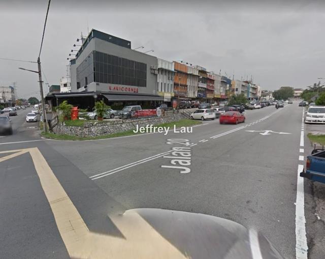 Sec 20, Jln 20/14, Taman Paramount, 1st Floor,,, Petaling Jaya
