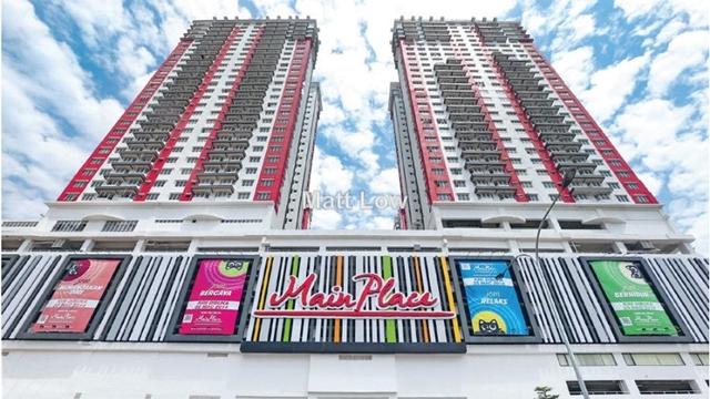 Main Place Residence, Subang Jaya
