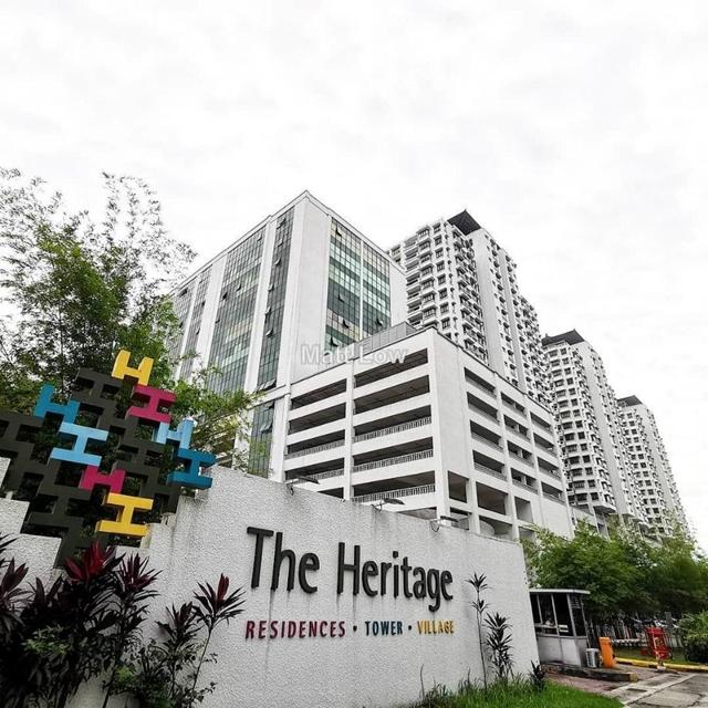 The Heritage Residence, Mines Resort City, Seri Kembangan