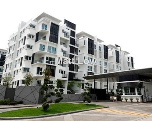 280 Park Homes, Puchong