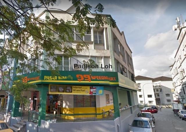Corner 4 storey, potential ROI 5.7%, Desa Petaling, Salak South Village, Desa Petaling