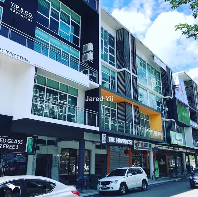 Gala City Shoplot for Rent, Kuching
