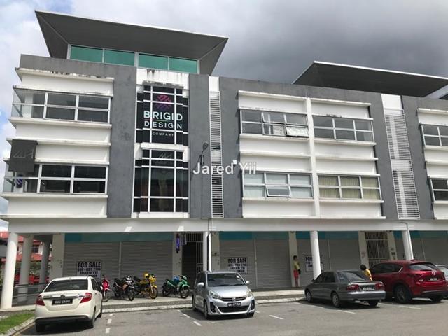 5 Units Trinity Hub Shop for sale, Kuching